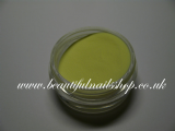 Pastel yellow acrylic powder 4 g /053/